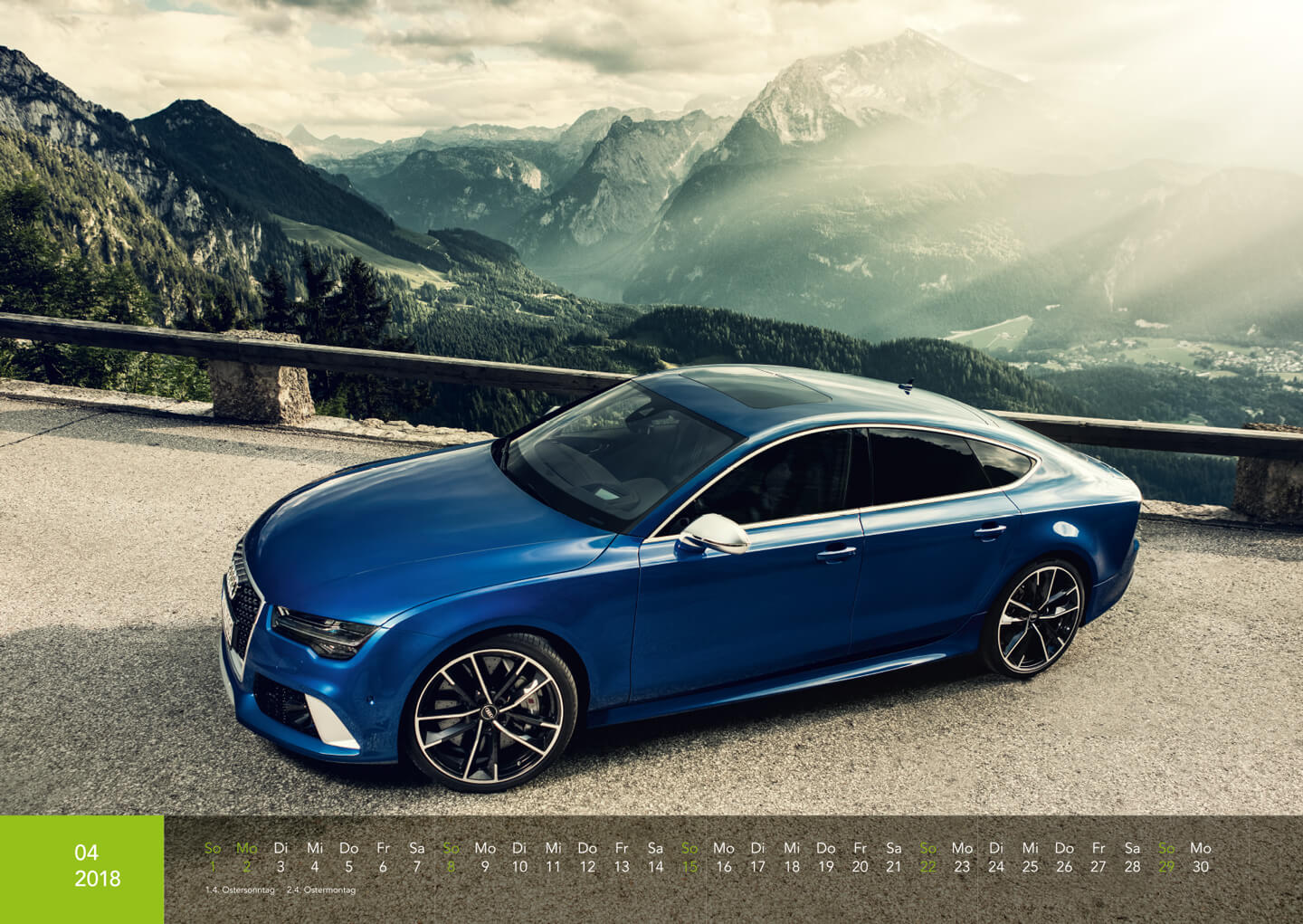 audi kalender 2018 din a2 audi s rs r8 auto. Black Bedroom Furniture Sets. Home Design Ideas