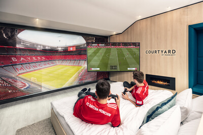 Allianz Arena - Courtyard by Marriott