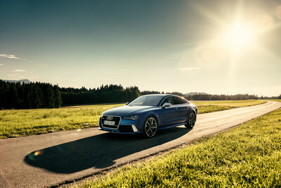 Audi RS7 Abt & Akrapovic Traunstein