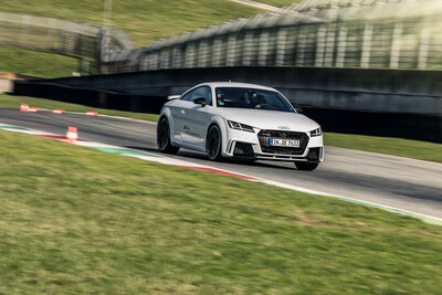 Audi TTR Driving Experience