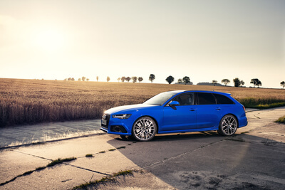 RS6 Performance Avant Nogaro Selection