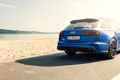 RS6 Performance Avant Shooting
