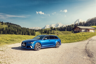 Audi RS6 Performance - Lofer Alm