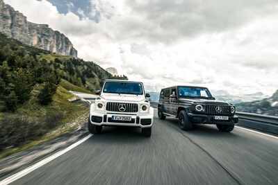 Mercedes AMG G63 - Best Never Rest