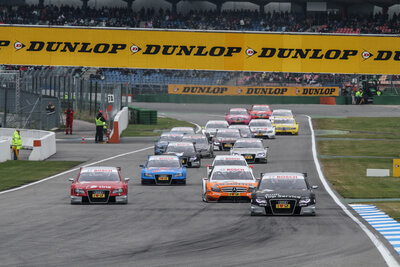 DTM Start Hockenheimring