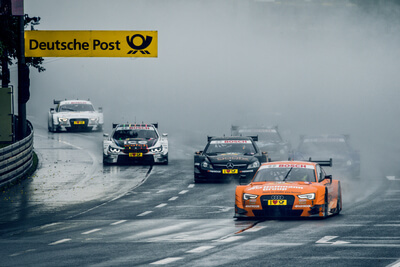 Wet Race - DTM Norisring