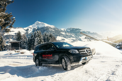 Mercedes Benz Offroad Experience