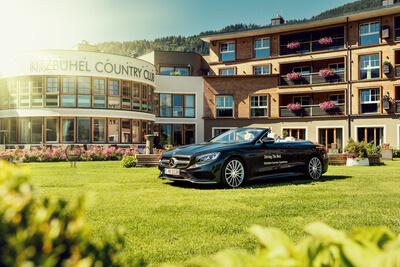 Mercedes Sommer Experience Kitzbühel Country Club