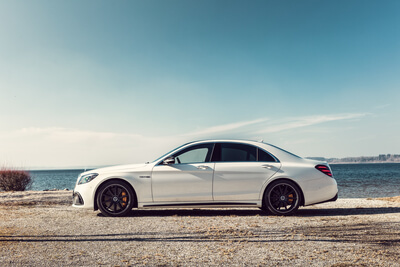 Chiemsee - Mercedes-AMG S 63 4MATIC+