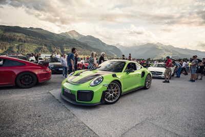 Porsche GT2RS - Zell am See