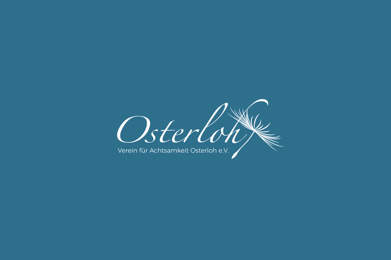 Logo Design - Achtsamkeit in Osterloh